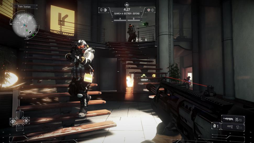 Killzone: Shadow Fall - Bilder zum Shooter für PS4 (1)