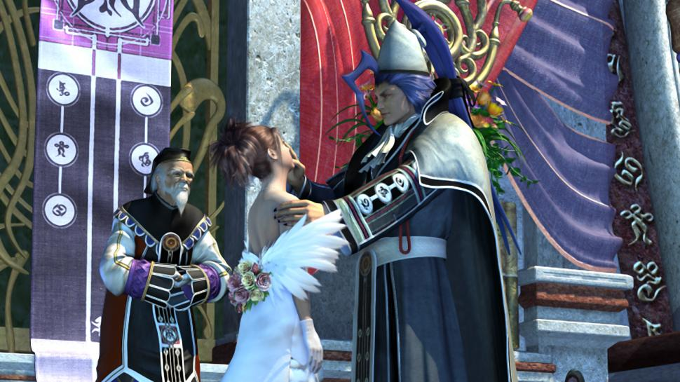 Final Fantasy X HD / X-2 HD - Bilder aus dem Remake (1)