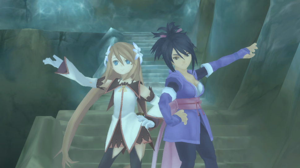 Tales of Symphonia: Chronicles - Bilder zum Remake (1)