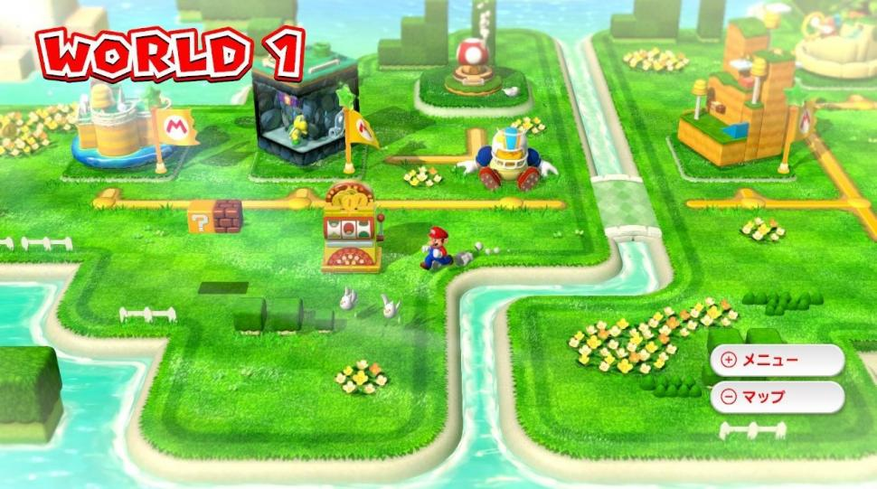 Super Mario 3D World - Bilder aus dem Wii U-Hit. (1)