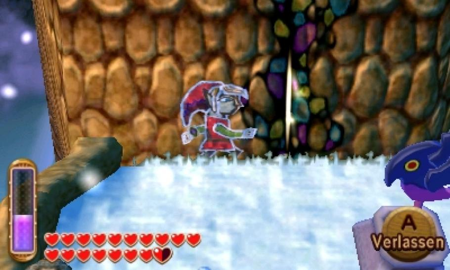 Zelda: A Link Between Worlds - Screenshots aus dem Action-Adventure (1)