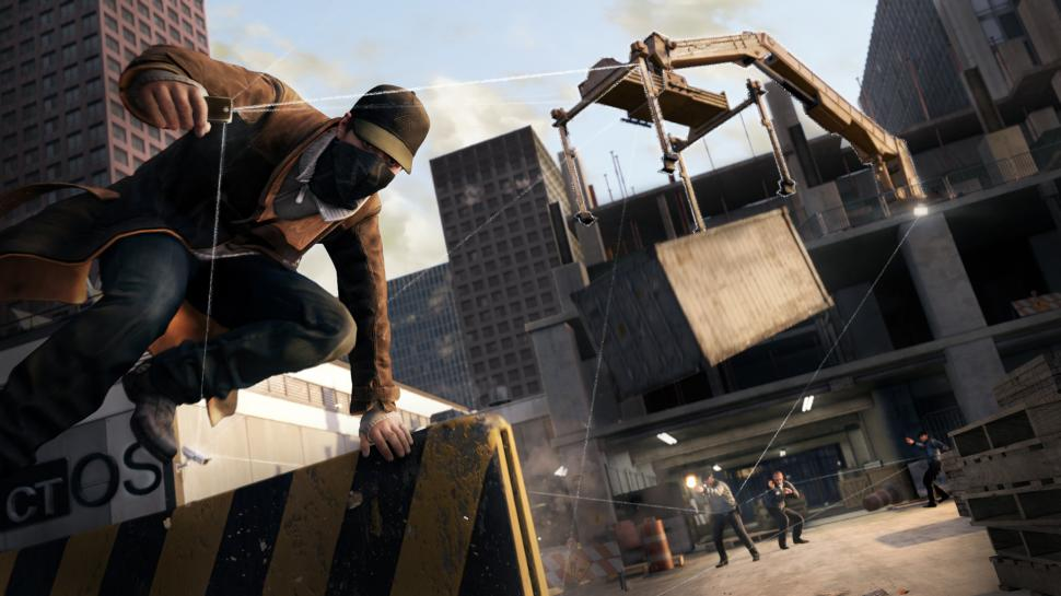 Erscheint Watch Dogs im April 2014? (1)