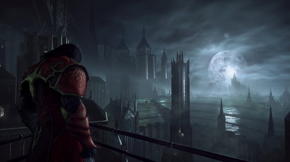 Castlevania: Lords of Shadow 2 im Gameplay-Video. (1)