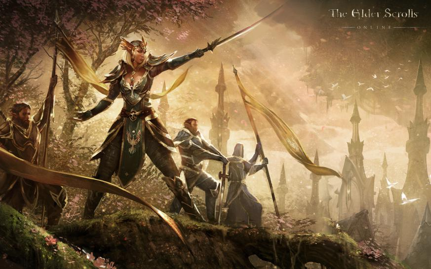 The Elder Scrolls Online erhält in den USA ein Mature-Rating. (1)