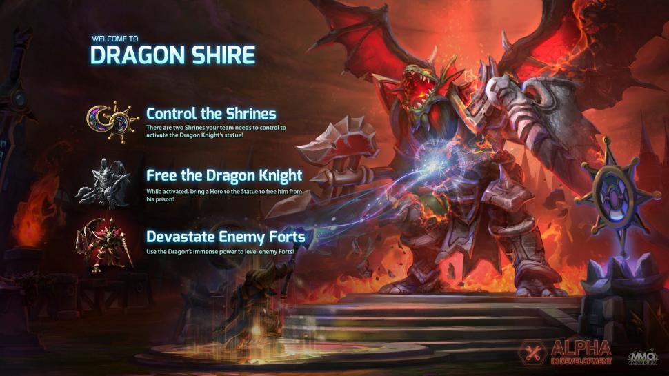 Heroes of the Storm: Bilder aus dem Alpha-Client. (1)