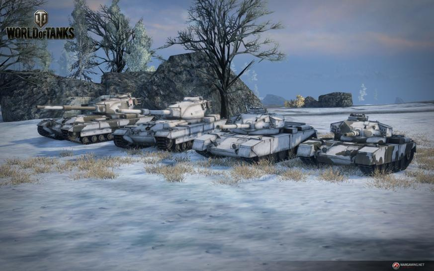 Wargaming hat die Soundtracks von World of Tanks (Bild) und World of Warplanes zum Download freigegeben. (1)