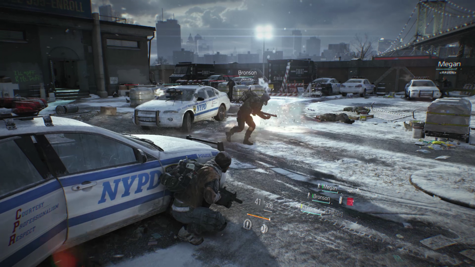 An der Produktion von The Division beteiligt sich nun auch Red Storm Entertainment (Rainbow Six, Ghost Recon). (1)