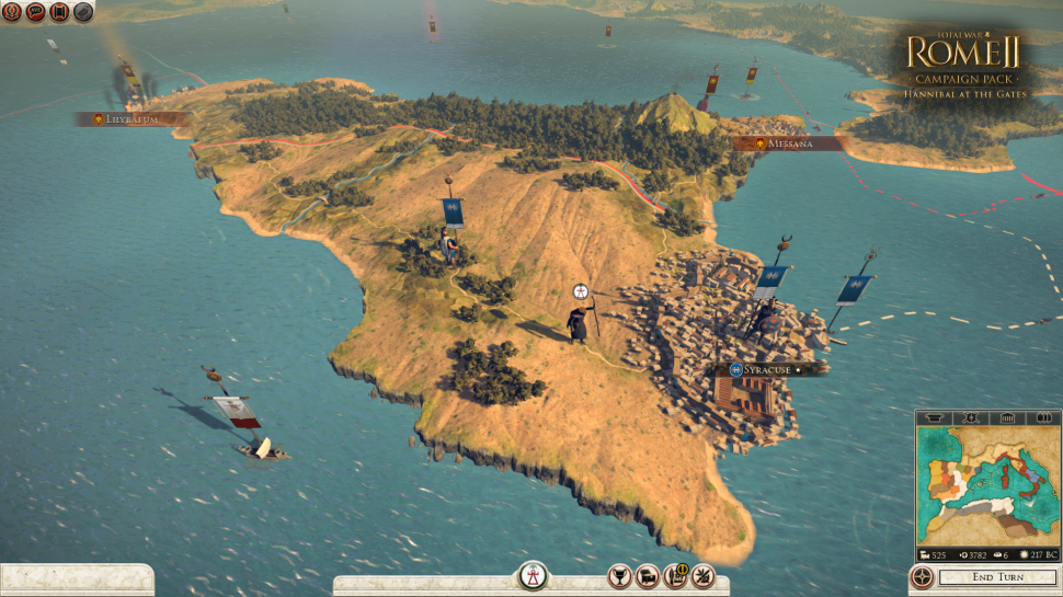 Total War: Rome 2 - Hannibal ante portas. (1)