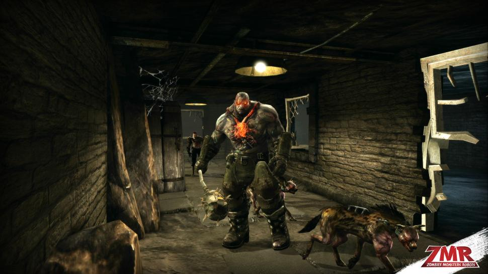 Der Free2Play-Shooter Zombies Monsters Robots soll im Sommer exklusiv für den PC erschienen. In China kennt man das Actionspiel unter dem Namen Mercenery Ops 2.  (1)