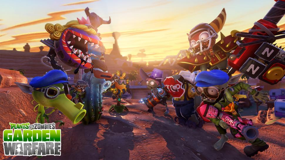 Plants vs. Zombies: Garden Warfare erhält mit Legends of the Lawn einen weiteren Gratis-DLC.  (1)