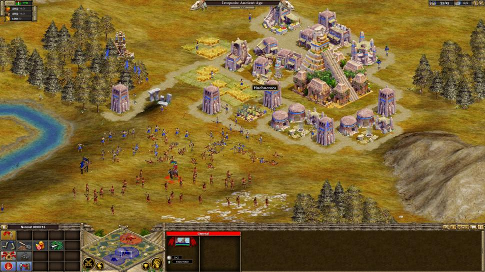 Rise of Nations erscheint als Extended Edition. (1)