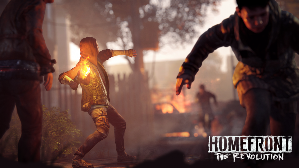 Nebenmissionen in Homefront: The Revolution plant Crytek UK fest ein. (1)