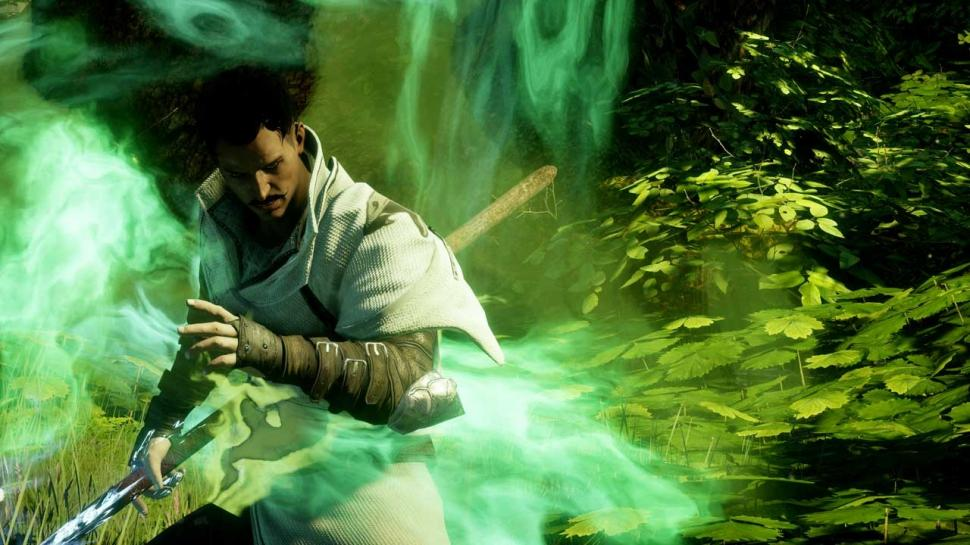 Dragon Age: Inquisition - Magister Dorian im Charakter-Profil. (1)