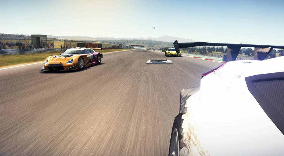 Grid Autosport: Community Manager verteidigt Boost-Pack. (1)