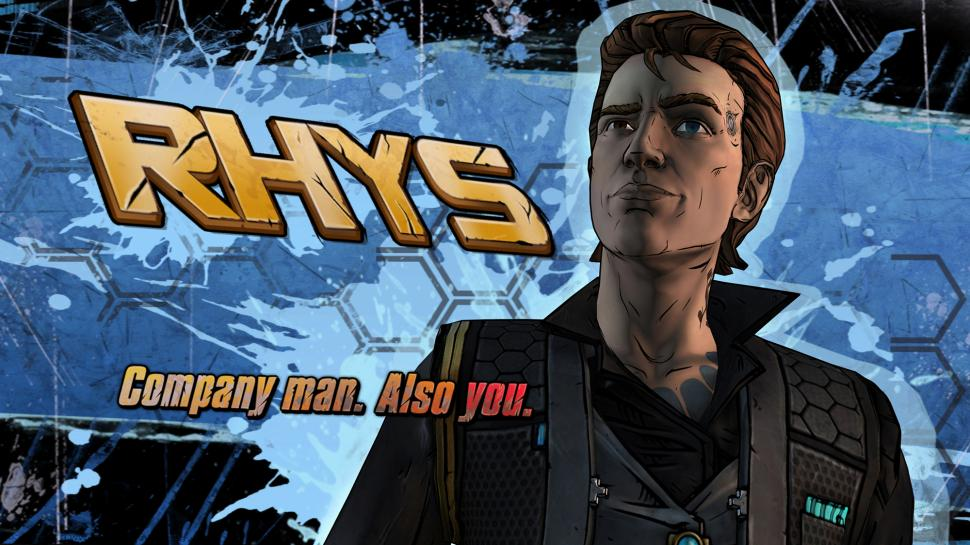 Tales from the Borderlands: Neue Bilder des Abenteuers. (1)