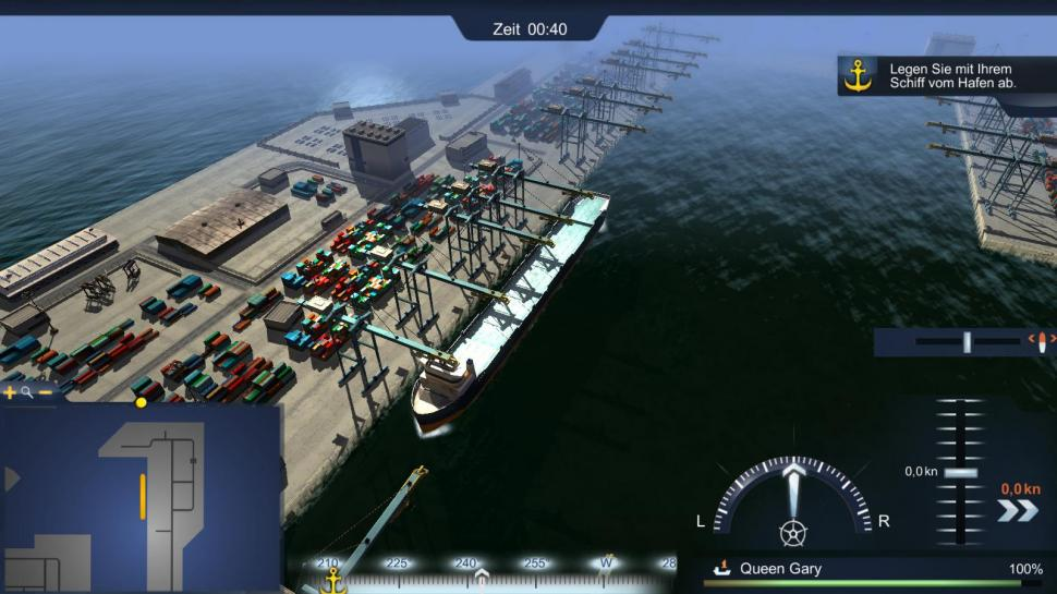TransOcean: The Shipping Company ist eine Reederei-Simulation im Stile des Amiga-Klassikers Ports of Call. Die Entwicklung liegt in Händen von Deck13. Publisher ist Astragon.  (1)