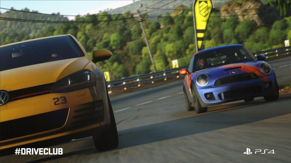 Driveclub - Frustrierende Server-Situation. (1)
