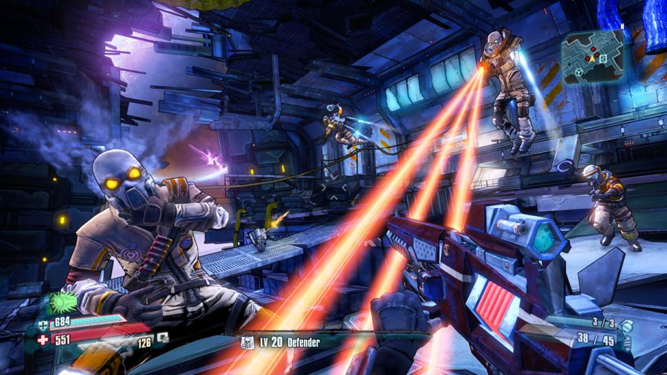Borderlands: The Pre-Sequel - Neue Bilder. (1)
