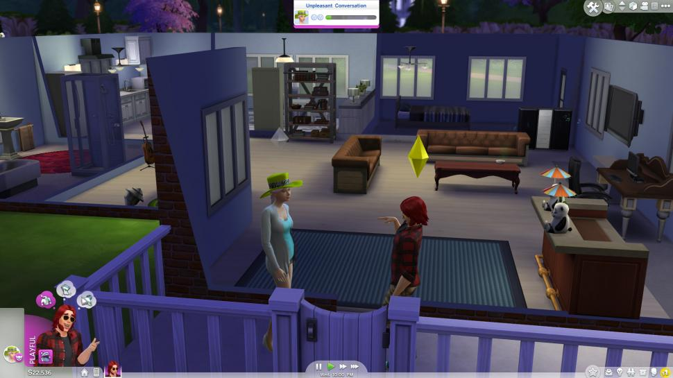 Die Sims 4 im Feature-Trailer. (1)