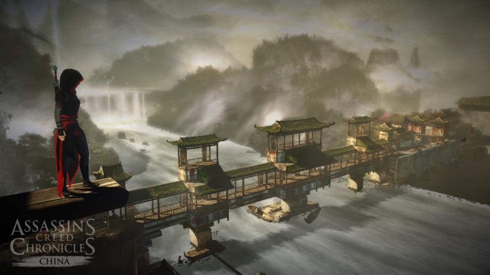 Nach Assassin's Creed Chronicles: China sollen weitere Sidescroller in 2,5D-Optik folgen. (1)