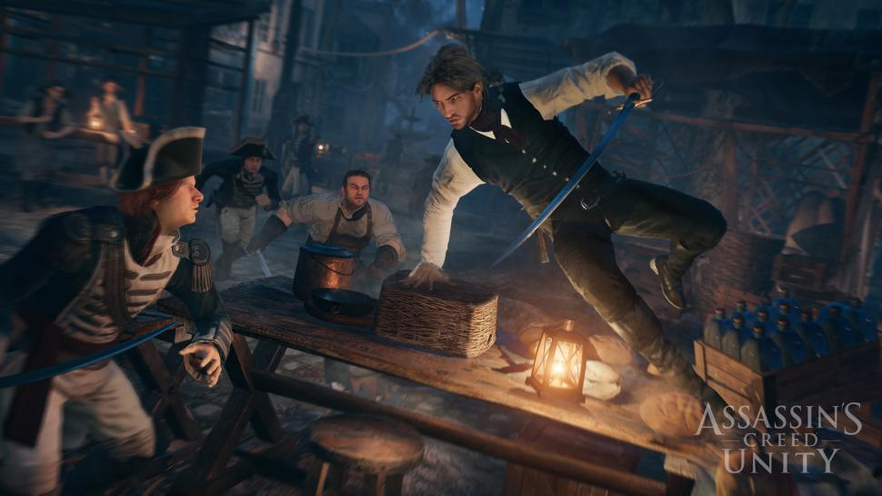 Assassin's Creed Unity: Koop-Mission im Video. (1)