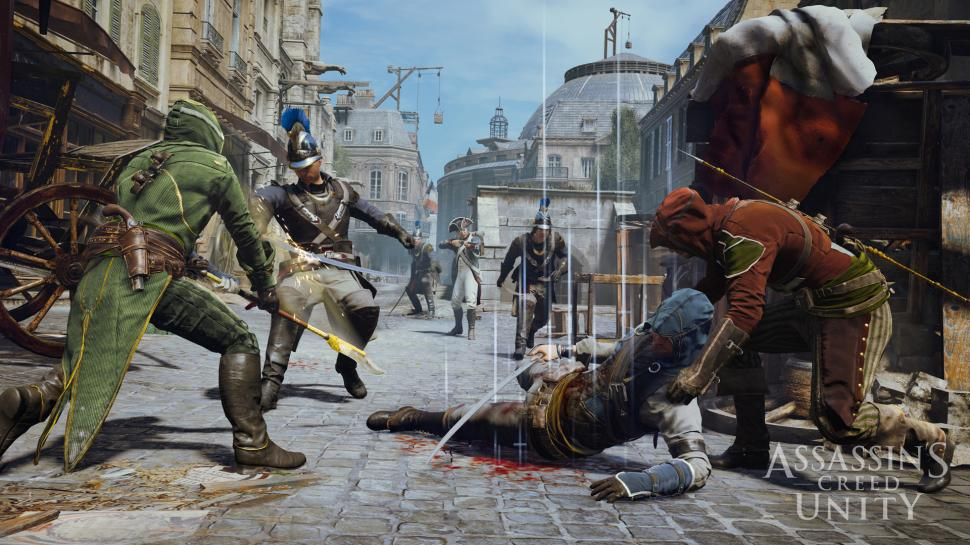 Assassin's Creed Unity: Der Koop-Modus im Trailer. (1)