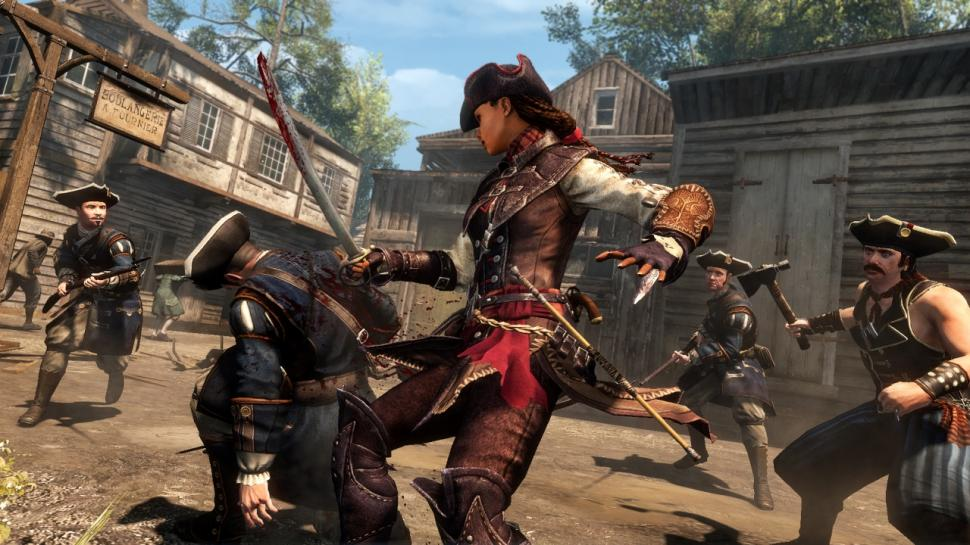 Assassin's Creed: The Americas Collection erscheint in Europa auch für PC. (1)