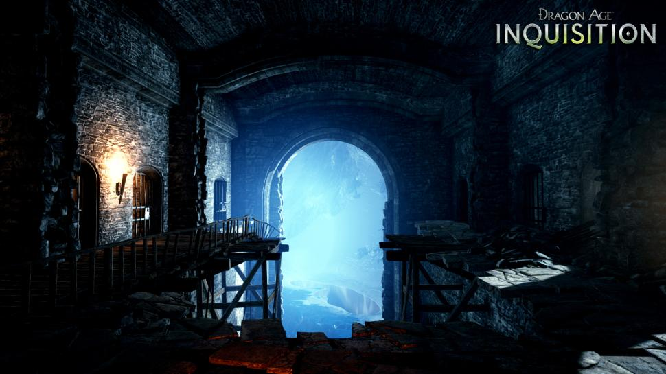 Dragon Age: Inquisition - Skyhold Castle. (1)