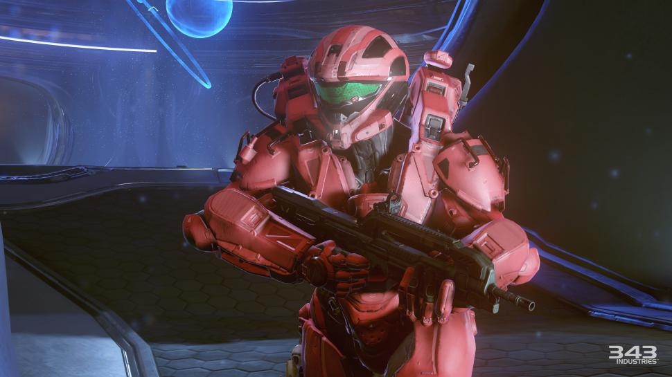 343 Industries veröffentlicht den Debut-Trailer zur Halo-Serie The Fall of Reach. (1)