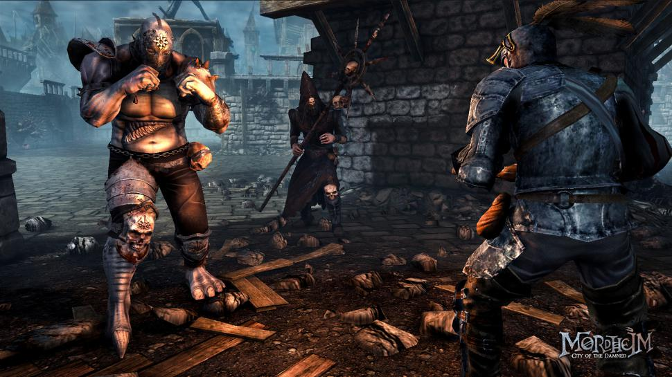 Mordheim: City of the Damned hat eine einjährige Early-Access-Phase hinter sich.  (1)