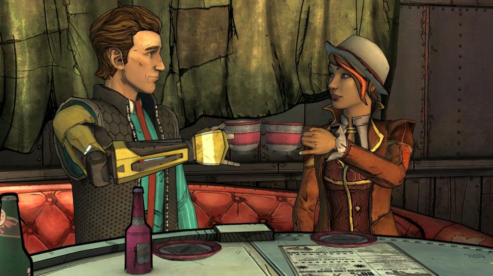 Tales from the Borderlands: Episode 2 erscheint kommende Woche. (1)
