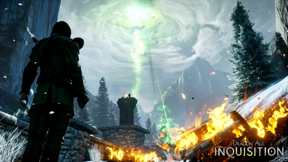 Dragon Age: Inquisition im Livestream. (1)