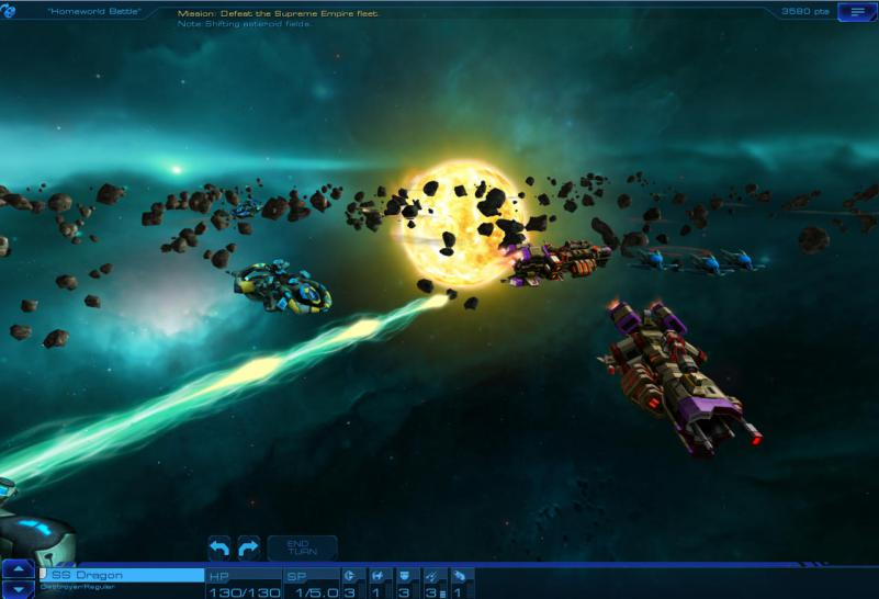 Sid Meier's Starships im PAX-Video. (1)