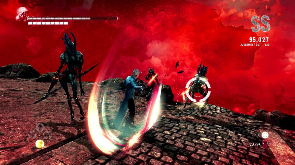 Zum neuen Vergil's Bloody Palace Mode in DmC Devil May Cry: Definitive Edition hat Entwicklerstudio Ninja Theory konkrete Details verraten. (1)