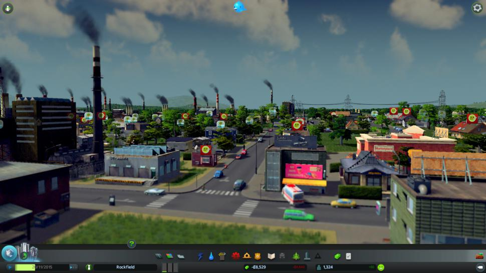 Cities: Skylines - Großer Patch in Arbeit. (1)