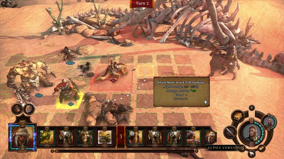 Might & Magic Heroes 7 erscheint Ende September.  (1)