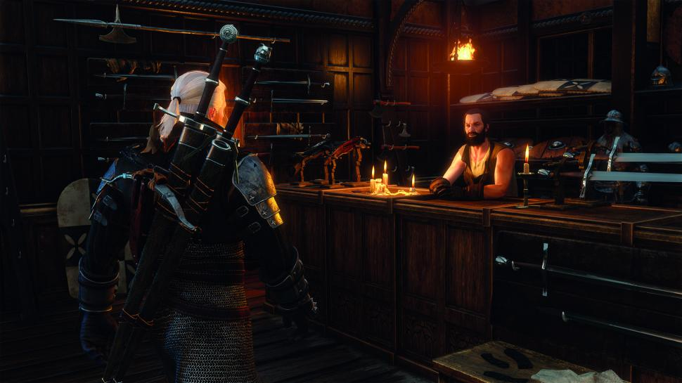 Bilder aus The Witcher 3 (1)