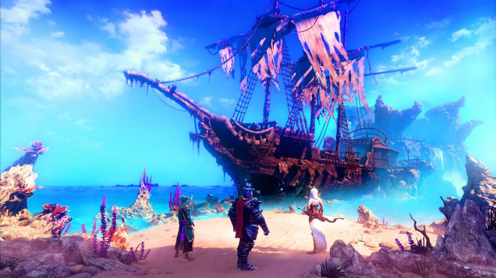 Trine 3: The Artifacts of Power jetzt im Early Access. (1)