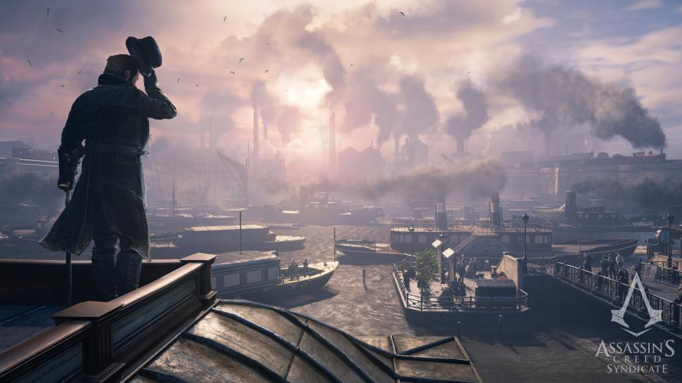 Assassin's Creed Syndicate auf PS4 mit 3D-Modus? (1)