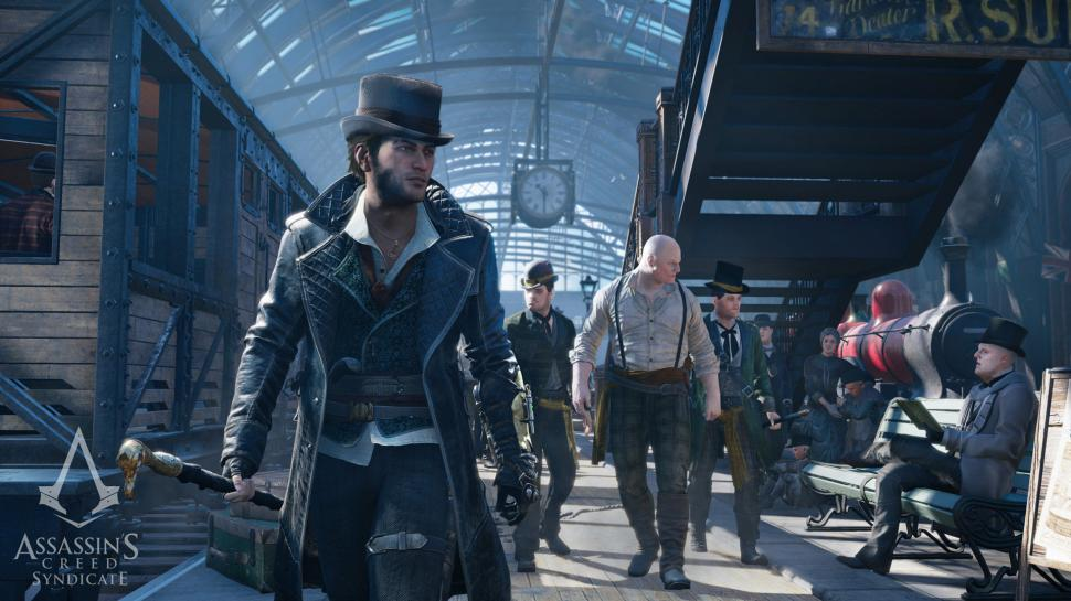 Einige in Unity vermissten Features kehren in Assassin's Creed Syndicate zurück. (1)
