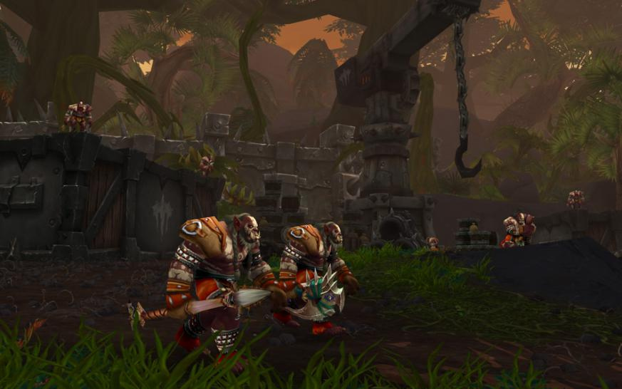 Das Flugverbot in World of Warcraft wirdmit Patch 6.2 nun doch aufgehoben. (1)