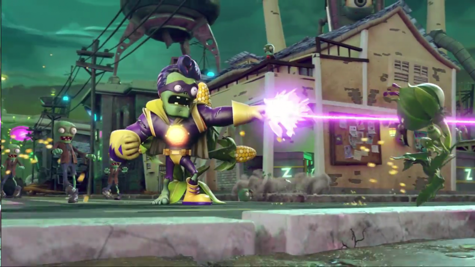 Platz 1: Plants vs. Zombies: Garden Warfare 2.