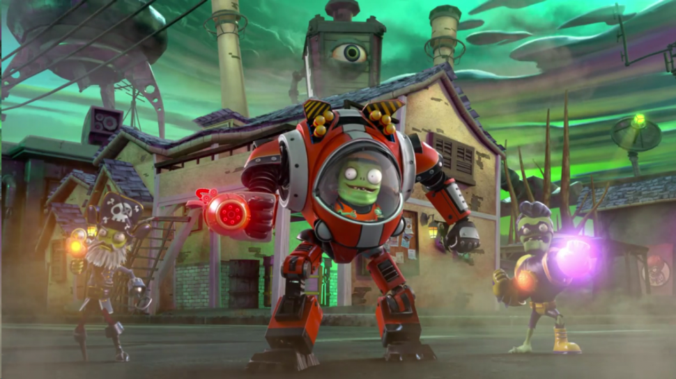 Plants vs. Zombies: Garden Warfare 2 - Singleplayer-Modus des Shooters im Video vorgestellt. (1)