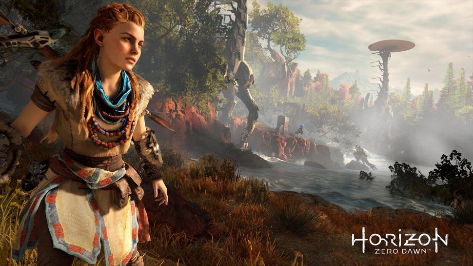Horizon: Zero Dawn ist bei den Killzone-Machern Guerrilla Games in der Mache.  (1)