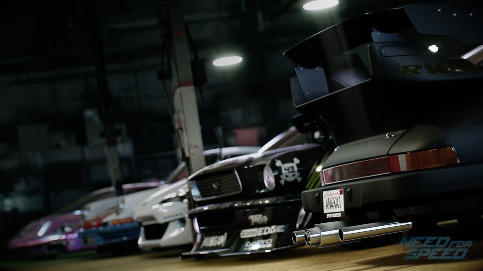 Need for Speed 2015: Vorbesteller-Boni für Need for Speed und die Deluxe Edition bekannt. (1)