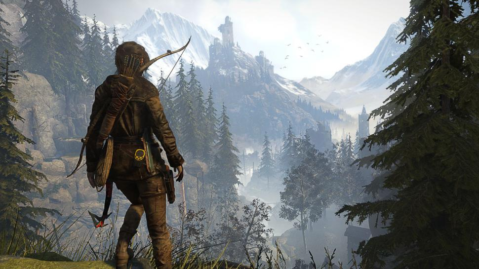Rise of the Tomb Raider: Collector's Edition ab dem 13. November erhältlich. (1)