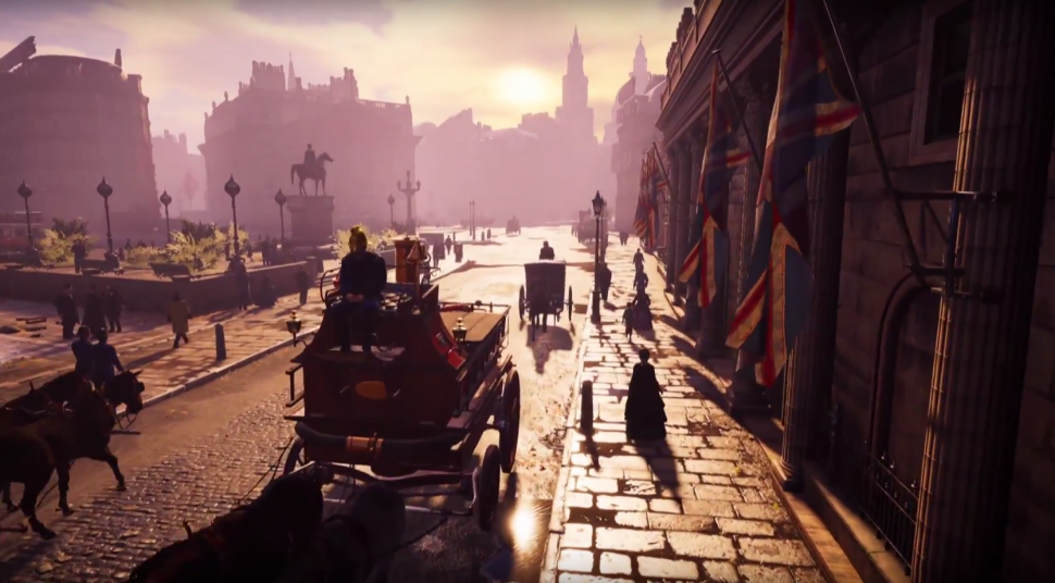 Austin Wintory ist der Komponist des Soundtracks zu Assassin's Creed Syndicate. (1)