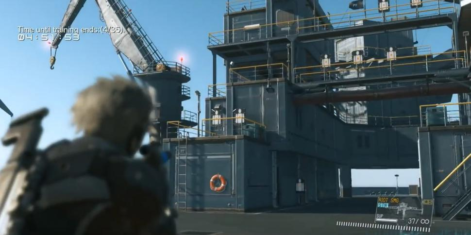 Easter-Eggs und Secrets in MGS 5: Ein Mythbusters-Video zeigt sensationelle Geheimnisse aus dem Kojima-Blockbuster. (1)