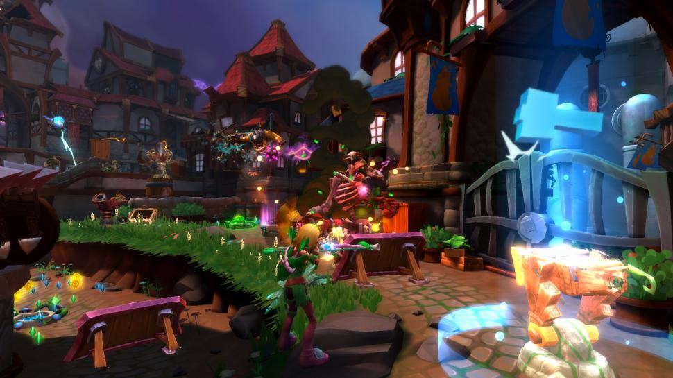 Dungeon Defenders 2 ist jetzt Free2Play.  (1)