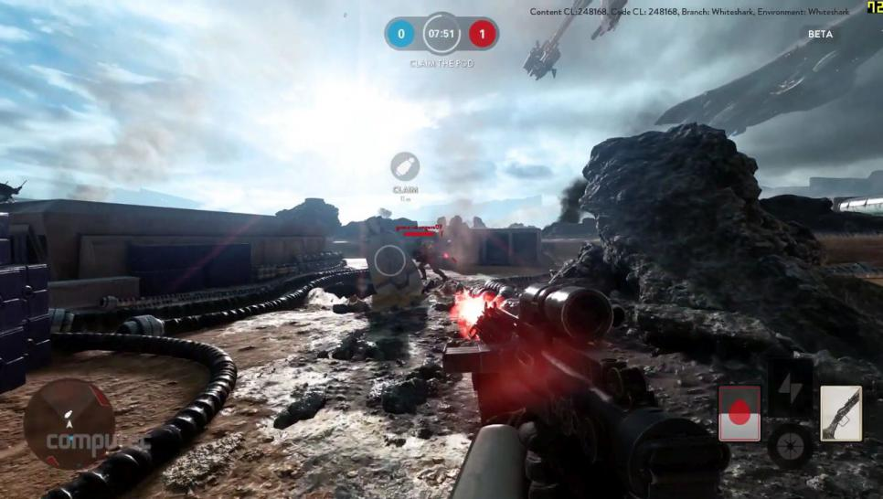 Star Wars: Battlefront im Beta-Video - Wir zeigen euch, wie das Level-System funktioniert. (1)